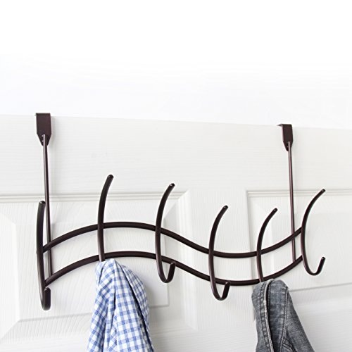 Inspired Living by Mesa utility-hooks, 12 Willow, BRONZE