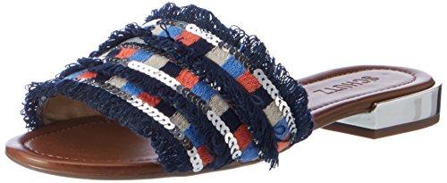 SCHUTZ S2-02380017 - Mules Mujer Azul (Light Blue)