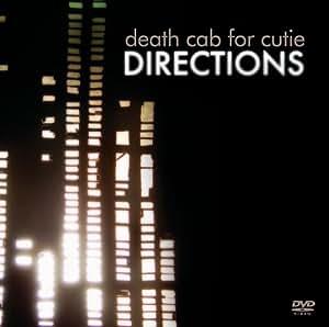 amazoncom death cab for cutie directions death cab
