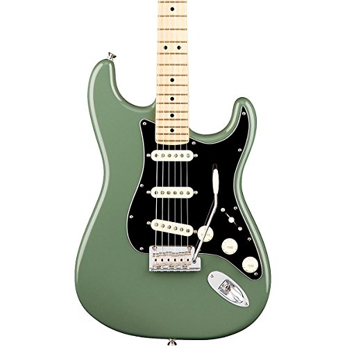 Fender American Professional Stratocaster - Antique Olive with Maple Fingerboard (Fender American Stratocaster compare prices)