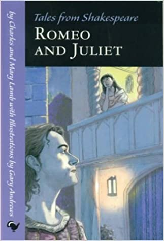 tales from shakespeare romeo and juliet