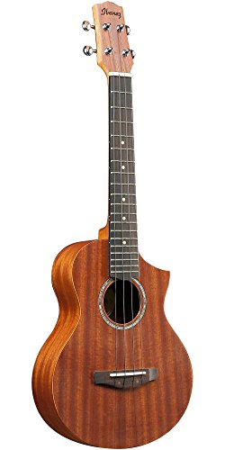 Ibanez 4-String Ukulele, Right Handed, Open Pore Natural for sale  Delivered anywhere in Canada