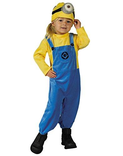 [Rubie's Costume Despicable Me 3 Minion Mel Costume, X-Small] (Despicable Me Girl Costume)