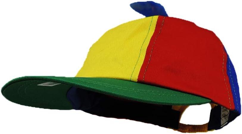Forum Novelties Propeller Beanie Multi-Color Baseball Style Cap