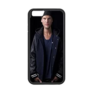 Avicii iPhone 6 4.7 Inch Cell Phone Case Black phone component RT_230184