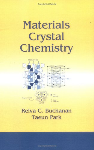 Materials Crystal Chemistry