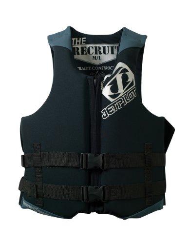 cruit Neo Vest (Black, X-Small/Small) (Neo Classic Vest)