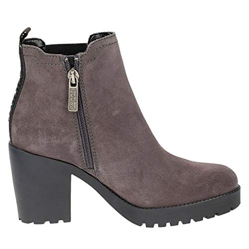 Women's Tommy Boots Jeans Women's Jeans Tommy Grey Boots w8xRTfXdq