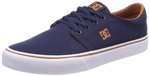 DC Men's Trase TX Trainers, Red Navy