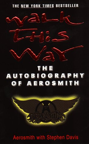 Walk This Way: The Autobiography of Aerosmith - Avon Diamond Bands