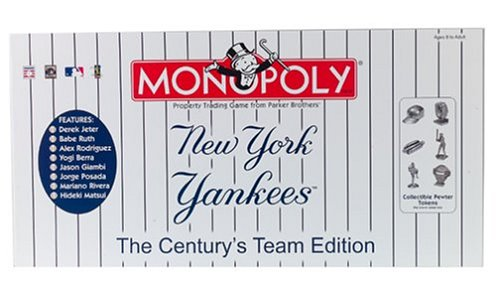 New York Yankees™ Collector's Edition Monopoly