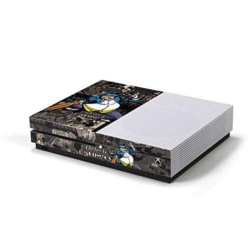 The Penguin Xbox One S Console Skin - The Penguin Mixed Media | DC Comics X Skinit Skin