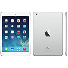 Apple iPad Mini WiFi Blanc 16GB MD531FD/A (Renewed)