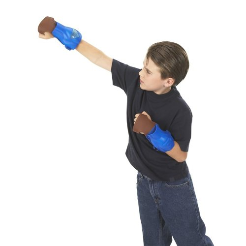 Superman Punch Crush Gloves Accessory