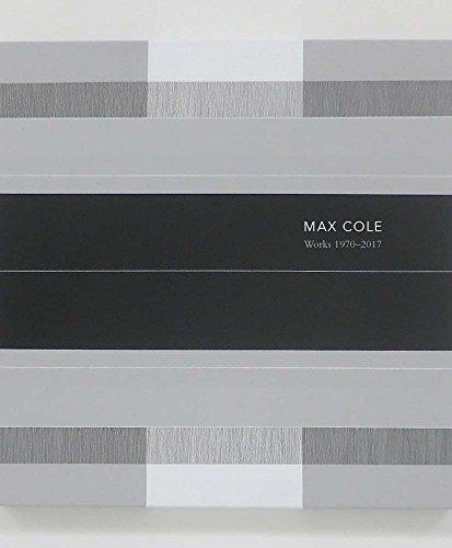 !B.e.s.t Max Cole: Works 1970–2017<br />D.O.C