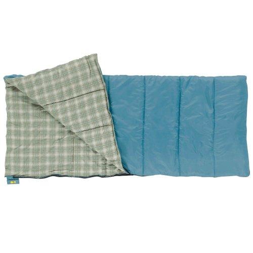 Eureka!  Cayuga 45-Degree Rectangular Sleeping Bag, Outdoor Stuffs