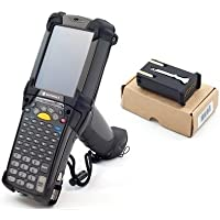 Motorola MC9090 Mobile Computer - Gun / 802.11a/b/g / SE1224 / Color / 64/128MB / 53 key / Windows Mobile 5.0.0 - MC9090-GF0HJEFA6WR