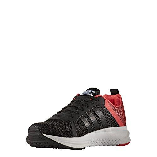 adidas CLOUDFOAM MERCURY W - Zapatillas deportivas para Mujer, Negro - (NEGBAS/NEGBAS/ROJIMP) 37 1/3