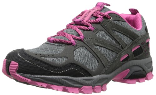 (Pacific Trail Women's Tioga Wm, Dark Grey/Black/Pink 6 M US)
