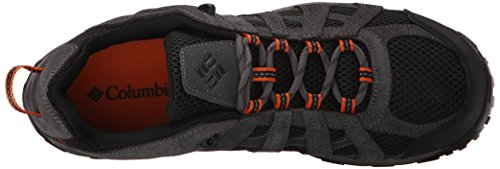Columbia Megavent Shift - Zapatillas de running Hombre Multicolor - Multicolor (Black/Heatwave)
