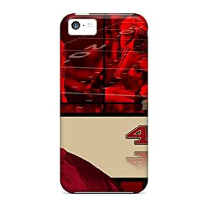 VjU1304flQx Tpu Case Skin Protector For Iphone 5c San Francisco 49ers With Nice Appearance