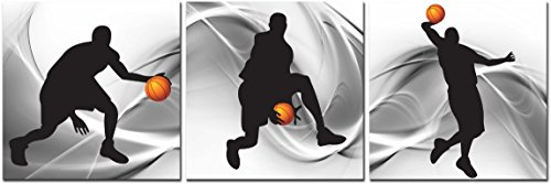 Natural art Basketball Sports Nursery product image