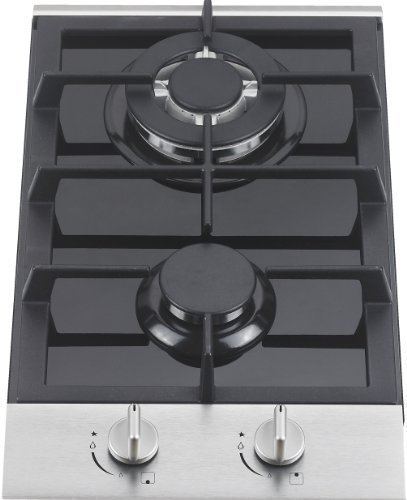 Natural Range Green Gas - Ramblewood high efficiency 2 burner gas cooktop(Natural Gas), GC2-48N
