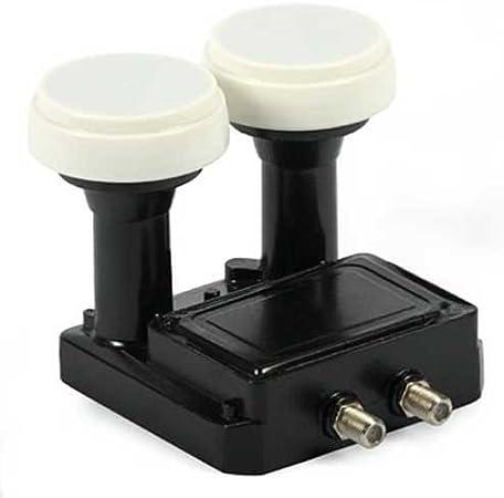Sat Lnb Twin Monoblock Inverto Black Pro 0 2db Elektronik