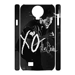 C-EUR Cell phone case The Weeknd XO Hard 3D Case For Samsung Galaxy S4 i9500