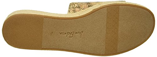 Women's Weslee multi neutral Slide Sam Edelman Sandal CqxaUwS