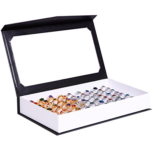 Creazy-High-grade-72-Slot-Ring-Box-Velvet-Jewelry-Ring-Display-Case-Box-Jewelry-Storage