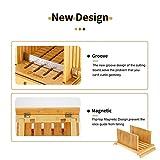 Bamboo Bread Slicer System for Homemade Bread,Plug