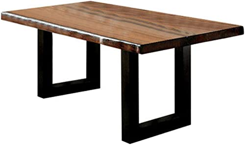 Benjara Benzara Contemporary Dining Table