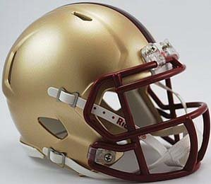 (NCAA Boston College Eagles Speed Mini Helmet)