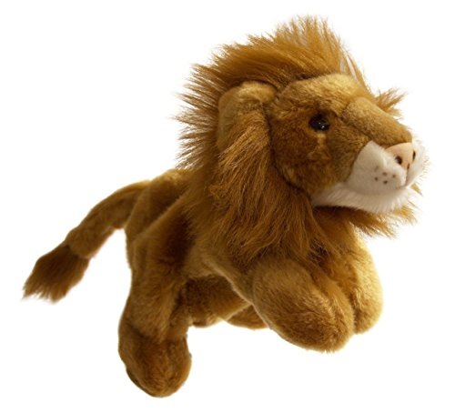 The Puppet Company Full-Bodied Animal  Hand Puppets Lion