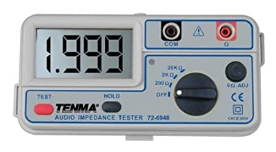 Tenma 72-6948 Audio Impedance Meter
