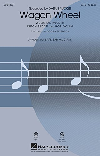 Price comparison product image Hal Leonard Wagon Wheel ShowTrax CD by Darius Rucker Arranged by Roger Emerson