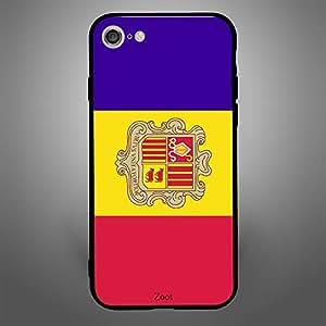 iPhone 8 Andorra Flag