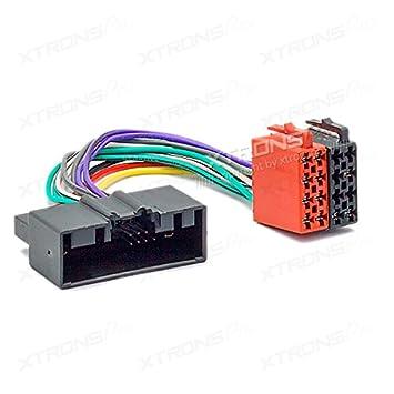 XTRONS Ford Focus Fiesta C-Max ISO Radio Stecker Adapter Auto ...