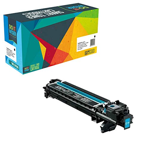 Do it Wiser Compatible Cyan Imaging Drum Unit for Konica Minolta Magicolor 4750 4750DN 4750EN | A0WG0KF (30,000 ()