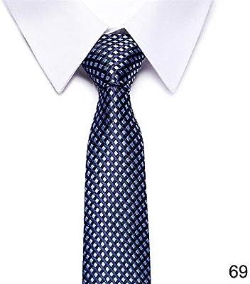 WOXHY Hombre 100% Corbatas De Seda para Hombre Accesorios Sólido ...