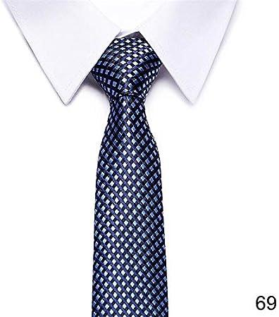 WOXHY Hombre 100% Corbatas De Seda para Hombre Accesorios ...