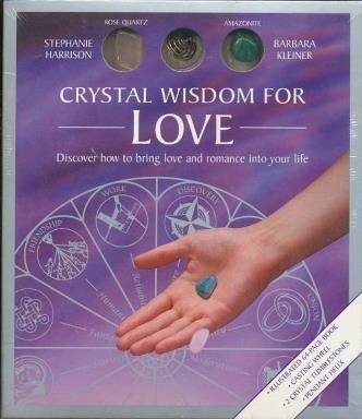 Crystal Wisdom Wheel for Love (Crystal Wisdom Mini Kits)