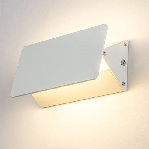 Modern Minimalist Rustic Wall Lamp for Bedroom,Living Room,Hallway,Hotel Illuminated Mirror Headlights Led -