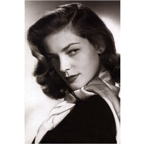 Lauren Bacall 8 x 10 Photo To Have and Have Not The Big Sleep black - white
