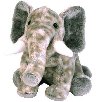 TY Beanie Baby - POUNDS the Elephant [Toy] by Ty