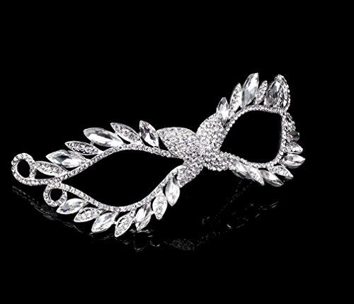 Creat (Silver Sequin Eyemask)