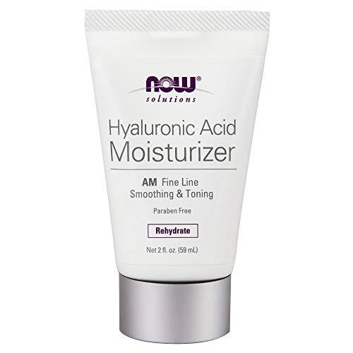 NOW Hyaluronic Acid Moisturizer, 2-Ounce