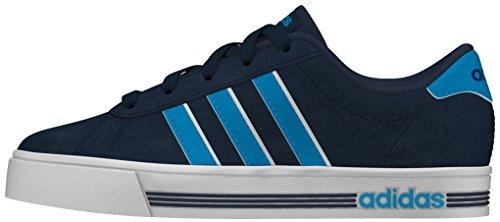 adidas Daily Team K, Zapatillas de Deporte para Niños Azul (Maruni / Azusol / Ftwbla)