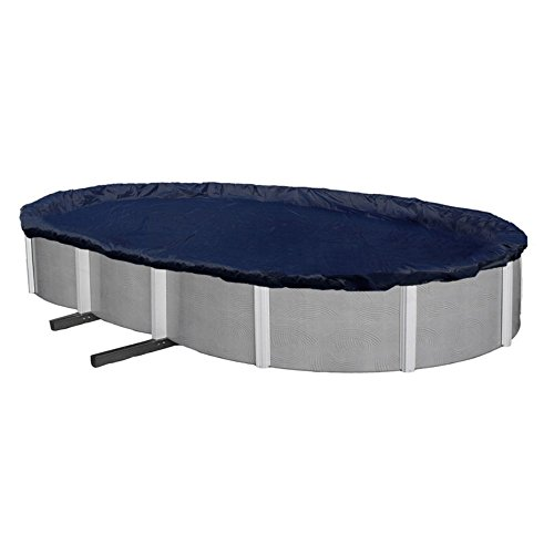 Defender 8 Year Oval Above Ground Winter Pool Cover
